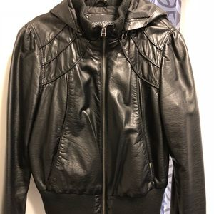 Jackets & Blazers - Forever 21 plus leather jacket
